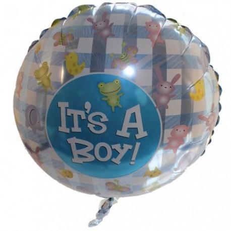 Balloon Baby Boy